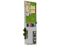 New floorplan - VisualForRender made with Floorplanner