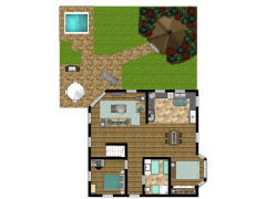 New floorplan - small house made with Floorplanner