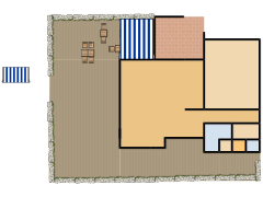 Novo floorplan - First design made with Floorplanner
