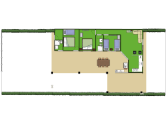 RANCHO - First design made with Floorplanner