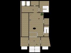 Новый проект планировки - First design made with Floorplanner