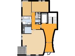 Emmerweg 5, Dalen - Appartement made with Floorplanner